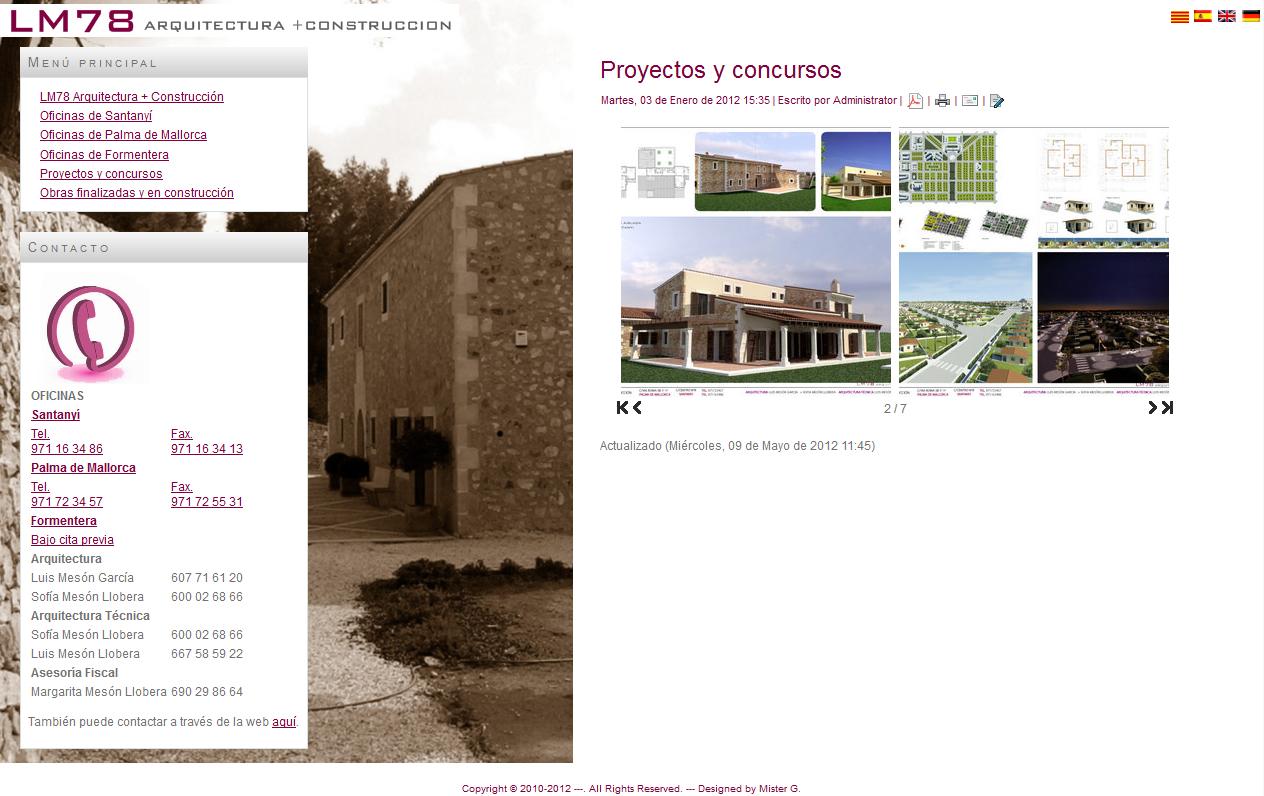 Imagen de arquitectobalear.es